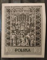 POLOGNE - 1960 BF N° 25 ** - Blocchi E Foglietti