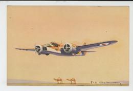 AVIATION - ILLUSTRATEUR PHILIPPE CHARBONNEAUX - N°19 - Avion BLENHEIM - 1919-1938: Between Wars