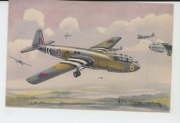 AVIATION - ILLUSTRATEUR PHILIPPE CHARBONNEAUX - N°18 - Avion HOSTPUR - 1919-1938: Between Wars