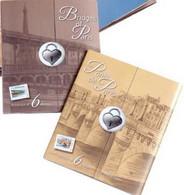 FRANCE 2015 -2 Livrets De 6 Timbres Collectors Les Ponts De PARIS - Aquarelles Originales - Collectors