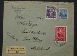 Austria Österreich Letter Sent To Nederland - Briefe U. Dokumente
