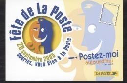 France  -  PAP  :   2005  Fête De La Poste Dans Le Rhône , Le PAP Gratuit - PAP:  Varia (1995-...)