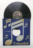 Columbia Disco Concerto Grammofono - Inno Di Garibaldi / Fanfara E Marcia Reale - Collezioni