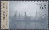 IJSLAND 2007 Trawler GB-USED. - Gebraucht