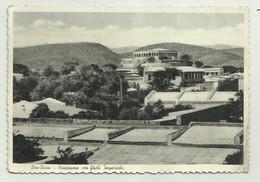 DIRE DAUA  - PANORAMA CON GHEBI IMPERIALE  1937  VIAGGIATA FG - Ethiopia