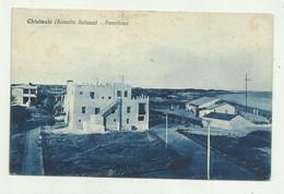CHISIMAIO ( SOMALIA ITALIANA ) PANORAMA 1934   VIAGGIATA FP - Somalia