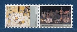 ⭐ Belgique - YT N° 3371 Et 3372 ** - Neuf Sans Charnière - 2005 ⭐ - Unused Stamps