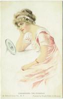 Illustrateur :  Pearle Fidler Le Munyan. American Girl. - Otros Ilustradores