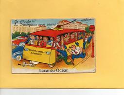 H0504 - LACANAU OCEAN - Ste LAPANE & C - A CHERCHEZY - Met Mechanische Systemen