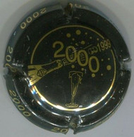 CAPSULE-619-CHAMPAGNE AN 2000 - Other