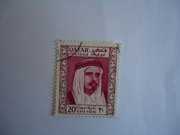 QATAR   USED  STAMPS  PAIR  KING - Qatar