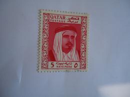 QATAR   MNH    STAMPS  KING - Qatar