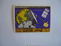 QATAR   MNH   STAMPS  SPACE - Qatar