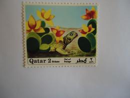 QATAR   MNH   STAMPS  FLOWERS - Qatar