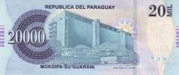 PARAGUAY P. 230a 20000 G 2007 UNC - Paraguay