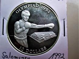 Solomon Islands 10 Dollars, 1992 - Solomon Islands