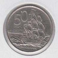 NOUVELLE ZELANDE - 50 Cents - 2001 - New Zealand