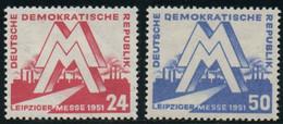 REPUBLIQUE DEMOCRATIQUE 1951 ** - Nuevos