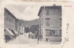 MONTECATINI  (Pistoia) 1902 Viale Verdi - Sin Clasificación