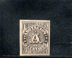 COLOMBIE 1870 * - Kolumbien