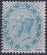 Belgie  .  OBP  .   40  (2 Scans)     .   *    .   Ongebruikt Met Gom   .   / .   Neuf Avec Gomme - 1883 Leopold II.