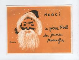Merci - Le Père Noel Des Jeunes Aveugles - Otros