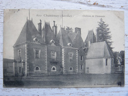 CPA (72) Sarthe - Chantenay - Château De Thomasin - Other Municipalities