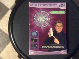DVD INTER ACTIF  Qui Veut Gagner Des Millions ? NOUVEL ÉDITION  Universal  TF1 Entreprises - DVD