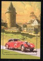 Grenada Block 428, Mnh **, Auto Voiture Car Mercedes Cabriolet - Grenade (1974-...)