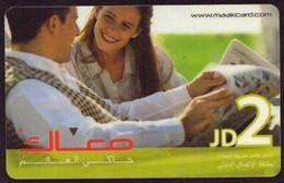 TK -  N03451 JORDAN - Prepaid - Jordan