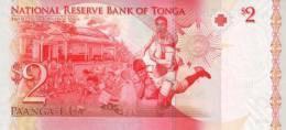 TONGA P. 38 2 P 2009 UNC - Tonga