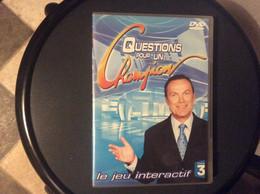 DVD INTER ACTIF Questions Pour Un Champion  FREMANTEL Media  FRANCE Télévisions - DVD