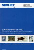 Europa Balkan 2020 Band 7 Neu 50 MICHEL Südliches EUROPE Stamps Catalog: Ägäis Albania Bulgaria Epirus Greece Kreta - Philately