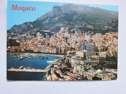 PRINCIPAUTE De MONACO - Le Port, Le Casino Et La Tête De Chien  B0207 - Porto