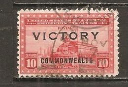 Filipinas  Nº Yvert  319C (usado) (o) - Philippinen