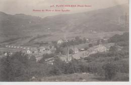 CPA Plancher-Bas - Hameau Du Mont Et Usine Spindler - Autres Communes