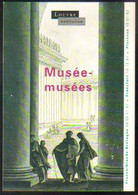 """Carte Postale """"Cart'Com"""" - Série Spectacle - Musée-musées (Architecture Et Muséologie ) Louvre Auditorium - Advertising"""