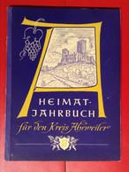 Heimatjahrbuch Kreis Ahrweiler 1957 Ahr - Calendars
