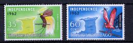 UMM Birds 1962 - Trinidad Y Tobago (1962-...)