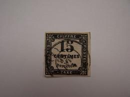 FRANCE Timbre Taxe Cachet 1-5-1866 - 1859-1955 Oblitérés