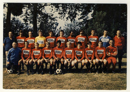 Stade Rennais 1976 - Notheaux,Periault,Hiard;Philippe,Marchand,Pokou,Arribas,Kerjean,Bernard ....... - Soccer