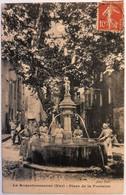 LA ROQUEBRUSSANE - Place De La Fontaine - Other Municipalities