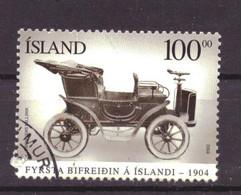 IJsland / Iceland / Island 1070 Used (2004) - Gebraucht