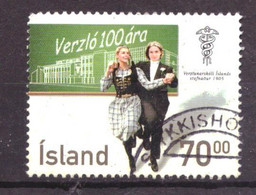 IJsland / Iceland / Island 1110 Used (2005) - Gebraucht