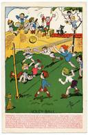 Voley-Ball.préparez Vous Au Sport Par L'éducation Physique.célèbre Illustrateur De Bandes Dessinées Pellos.Pieds Nikelés - Bandes Dessinées