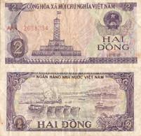 Viet Nam / 2 Dong / 1985 / P-91(a) / VF - Vietnam