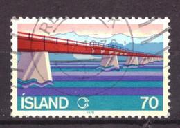 IJsland / Iceland / Island 534 Used (1978) - Gebraucht