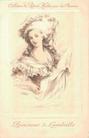 H0504 - Collection Du Pétrole Hahn Pour Les Cheveux - Princesse De Lamballe - Advertising