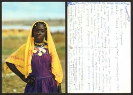 Ethiopia Ducambia Ragazza Girl  #32773 - Ethiopia