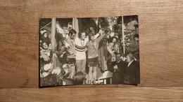 Cyclisme - Photographie Championnats De Monde De Cyclo Cross Vera De Bidasoa 1974 Vandamme, De Wlaeminck, Frischknecht. - Unclassified